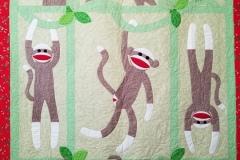 Gail W Custom Quilt