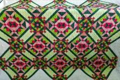 Mary L Custom Quilt