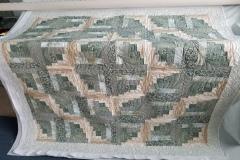 Michelle W Custom Quilt