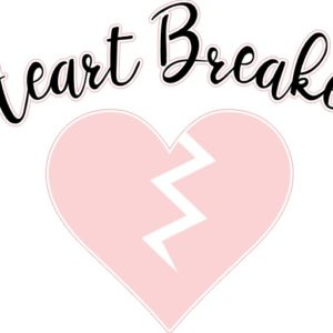 Heart Breaker SVG